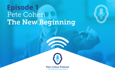 Pete Cohen Podcast Episode 1-The New Beginning