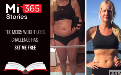 The Mi365 Weight Loss Challenge Has Set Me Free