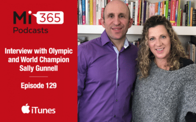 Interview with Olympic and World Champion, Sally Gunnell OBE